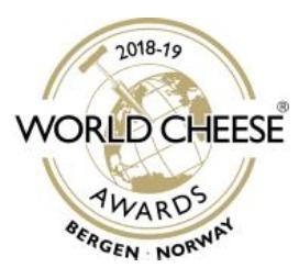 lsm wins at the world cheese awards 2018 latteria sociale mantova rh lsmgroup it  super gold world cheese awards 2017